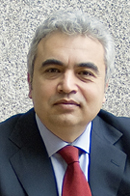 Fatih Birol, economista xefe da AIE