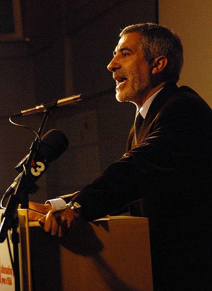 Gaspar Llamazares insite de novo en que Zapatero dea explicacións sobre o Cénit do Petróleo