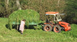 A burla das noticias sobre a evolución das explotacións agrarias galegas