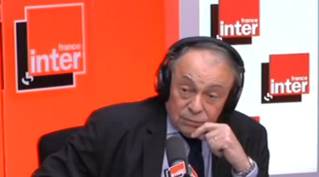 Michel Rocard na entrevista
