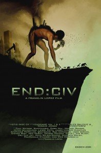 Cartel de END:CIV