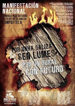 Por unha Galiza sen lumes. Por un rural con futuro