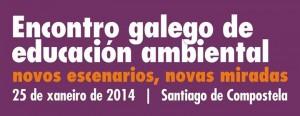 Véspera de Nada participará no Encontro Galego de Educación Ambiental, este sábado 25 en Compostela