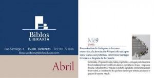 Mañá 9 de abril presentamos a «Guía para o descenso enerxético» en Betanzos