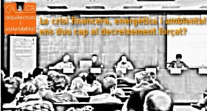 Intervención de Xoán Doldán en Barcelona na xornada sobre crise e decrecemento forzoso (24/04/14)