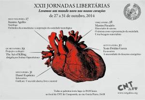 Xoán Doldán falará do descenso enerxético nas XXII Xornadas Libertarias en Compostela
