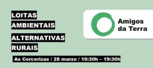 «Comendo combustibles fósiles» con Afonso Fernandes o 28 de marzo nas Corcerizas