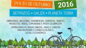 Programa de obradoiros e palestras no V Encontro de Transición e Decrecemento (Betanzos, 29-31 de outubro)