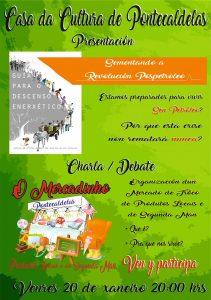 Continúan as presentacións da nosa Guía: o 20 de xaneiro, en Pontecaldelas