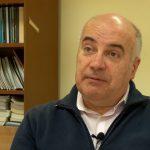 Xoán Doldán entrevistado por Nós-TV acerca do peche da central térmica das Pontes
