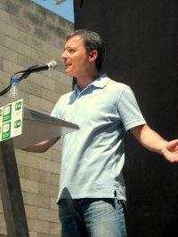 Xoán Bascuas (Compromiso x Galicia): «Afrontarmos o peakoil é un tema fundamental agora e no futuro»