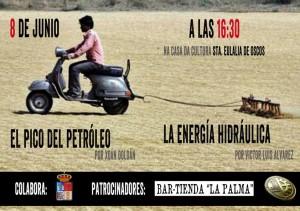 Charla de Véspera de Nada e AEREN nos Oscos (Asturias), o vindeiro 8 de xuño