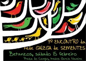 Palestra de Véspera de Nada en Betanzos o 15 de febreiro, na xornada da Rede de Sementes