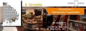 Maria Castelo fala do 'Peak Oil' en La Opinión de Coruña: «A civilización que coñecemos hoxe é a do petróleo»