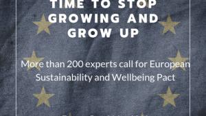 O que necessita a Europa?